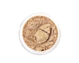 SALE All Natural Makeup - Bare Beige - Fair/Light Mineral Foundation - Natural Foundation - Vegan Cosmetics