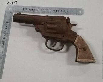 10% OFF 3 day sale Vintage 1940s Bang O Cap Gun Rough
