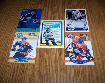 25 Edmonton Oilers Hockey Cards