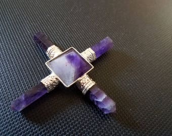 Cute Little Amethyst Energy Generator