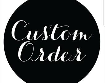 Custom tutu and shirt