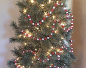 Christmas Tree Garland - 8 Yards Long! - Handmade at AoH, Uganda