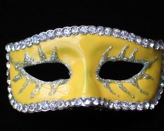 Venetian Carnival e Masquerade Enamel Mask