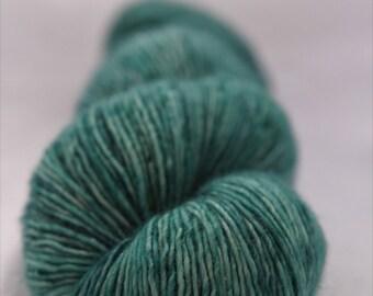 Hand-dyed yarn - sock yarn - superwash - merino - speckles - dyed-to-order - GUMP