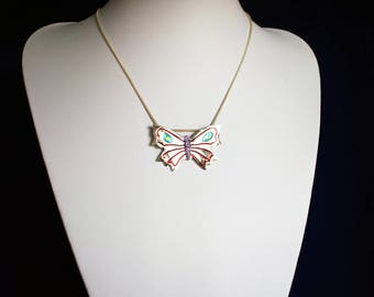The Butterfly in Fine Silver