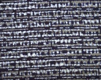 Indigo Edo-mae Sumida-gawa Vintage Japanese cotton kimono fabric
