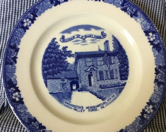 Staffordshire China Valley Forge