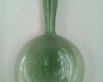 Bottle Green Banjo Shape