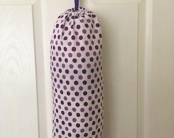 Plastic or grocery bag holder
