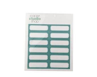 057 - label sticker set