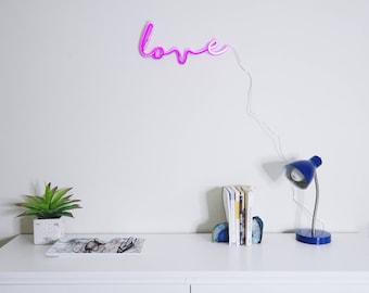 Love Neon Light