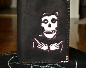 Misifts inspired leather book cover