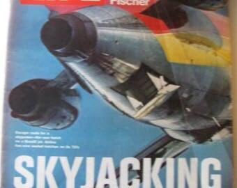 Vintage Life Magazine: August 11, 1972