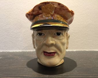 Air Force Captain Toby Jug