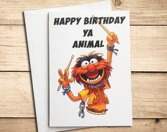 Happy Birthday Ya Animal