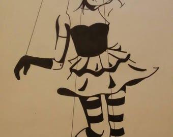 Marianette girl