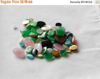 SALE 4-40mm Gemstone Cabochon Assortment