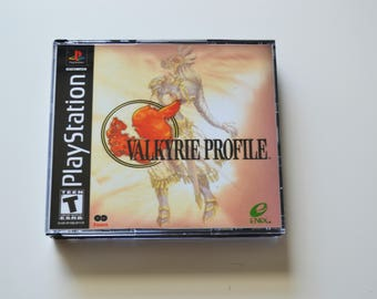 Valkyrie Profile for the Playstation