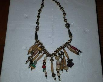 Handmade Charm Necklace