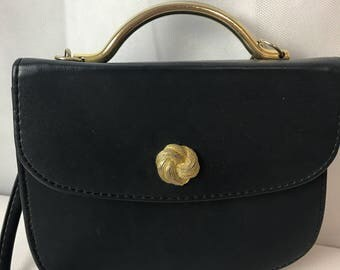 Great Gold Hardware Top Handle Bag