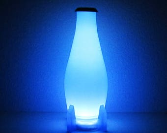 Fallout Inspired - Nuka Cola Bottle Light QUANTUM BLUE