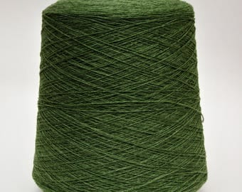 Cashmere blend yarn on cone, per 100g