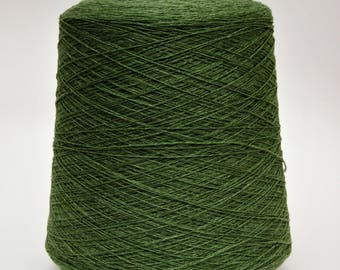 Cashmere blend yarn on cone, per 1kg