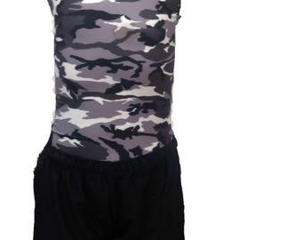 Gymnastics Compression shirts for boys