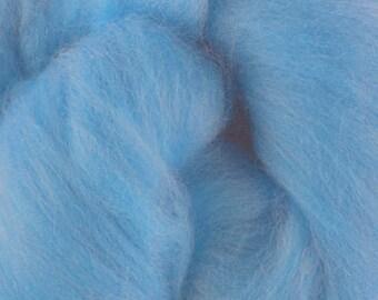 Woolverine Fibers - Merino Wool Roving / Combed Top / in DHG September