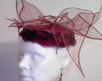Headband Fascinator Hat ceremony