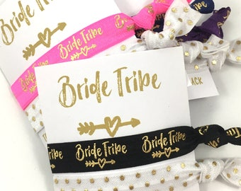 Bachelorette Party // Bachelorette // Bridesmaid Gift // Bride Tribe - To Have And To Hold Your Hair Back // Bachelorette Survival kit