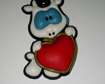 X 1 cow lover 58mm