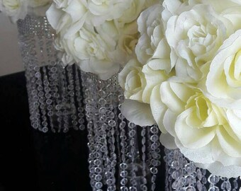 Elegant Floral Table Centerpieces