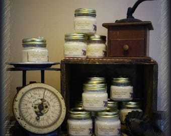 Ayden's Aroma's Handmade Soy Candles