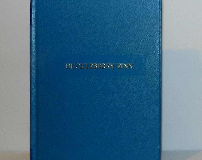 Adventures of Huckleberry Finn; Best Loved Classics Hardcover – 1953 by Samuel L. Clemens