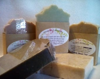 Home made all natural soaps