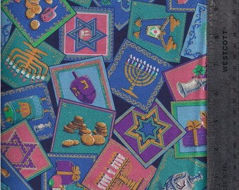 Jewish Holiday Fabric