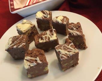 Creamy Delicious Homemade Christmas Fudge