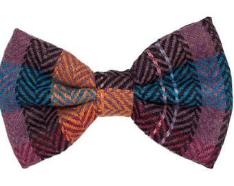 Noddy & Sweets Bow Tie [Tweed Skye]