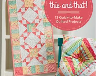 Sew This and That Book by Sherri K. Falls
