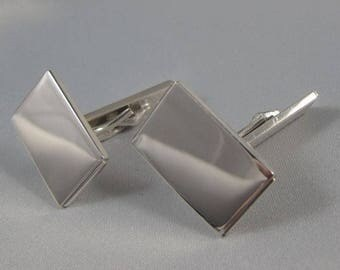 Georg Jensen Sterling cufflinks number 59D Denmark