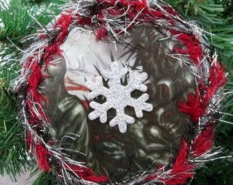 abacinate christmas ornament diy death metal christmas z3 - Death Metal Christmas