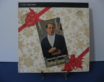 Perry Como - Season's Greetings - Circa 1959