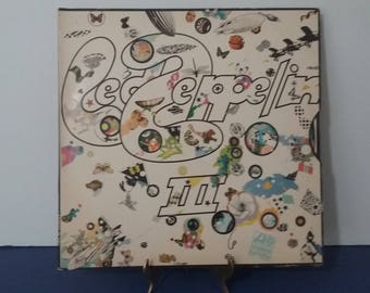 Led Zeppelin - Led Zeppelin 111  - Circa 1970