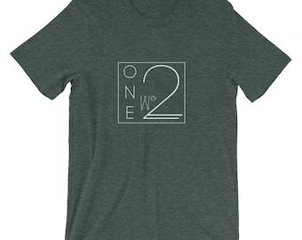 Enneagram One Wing Two (1w2) Simple Tshirt