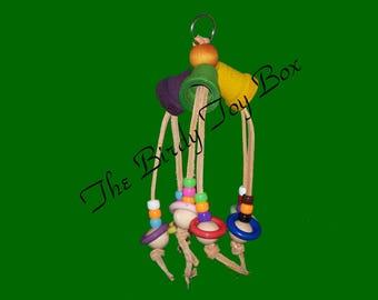 Clackety Clack Bird Toy