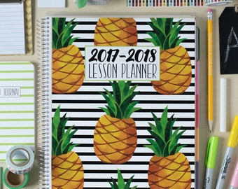 Lesson Planner - Pineapple
