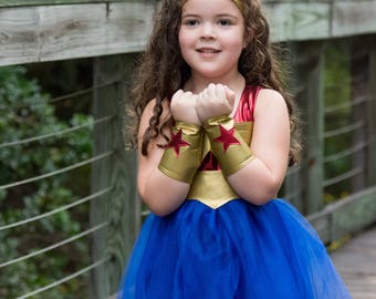 Wonder Woman Costume.. Child WonderWoman Costume.. Wonder Woman.. Wonder Woman Tutu
