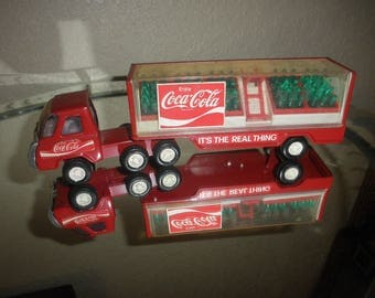 Coca Cola COKE BUDDY Delivery Truck
