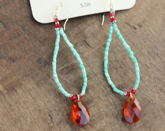 Desert Dawn Earrings by Panhandle Red